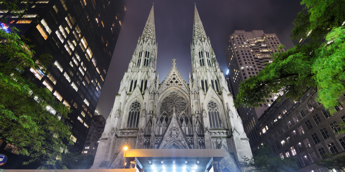 ST PATRICKS CATHEDRAL,NEW YORK