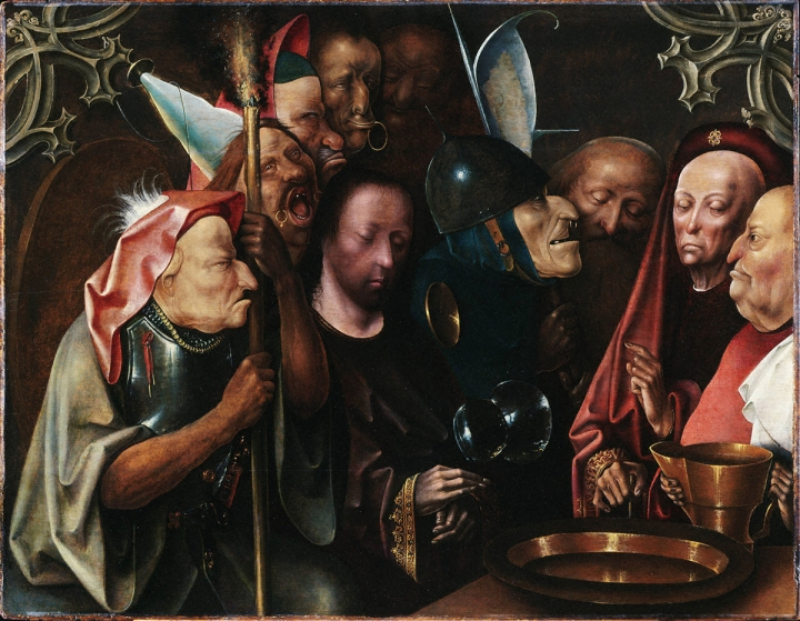 Christ before Pontius Pilate